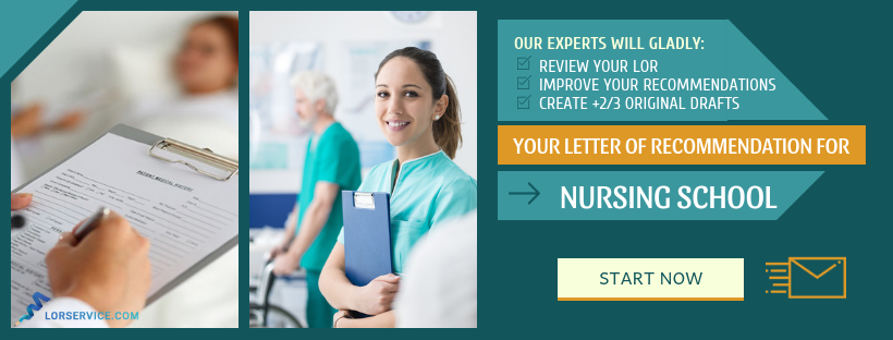 Nursing School Recommendation Letter Sample: Letter Of Recommendation For Nursing School Writing Service