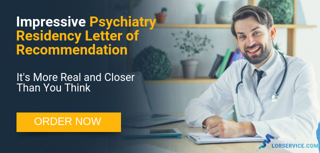 letter of recommendation psychiatry residency writing help